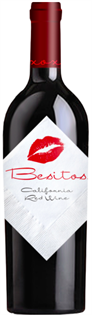 Besitos Red Wine 750ml
